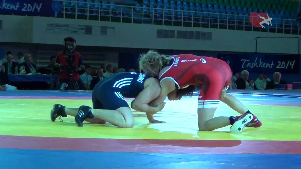 48 kg bronze alyssa lampe usa vs hyon gyong kim prk youtube