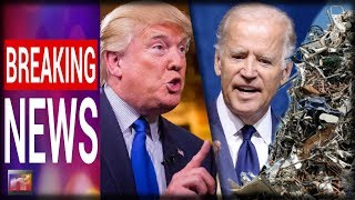 BOOM! Trump Just Made Biden Wish He NEVER Returned to Politics Revealing Where Obama Took Him From