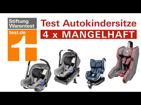 kindersitze test 2018 von stiftung warentest und adac. Black Bedroom Furniture Sets. Home Design Ideas