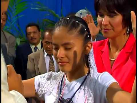Maria de la Luz fue sana de osteoporosis en Noches de Gloria Tuxtla México