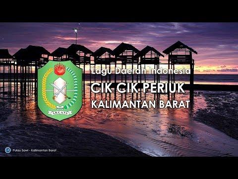 Cik Cik Periuk - Lagu Daerah Kalimantan Barat (Karaoke, Lirik dan Terjemahan)