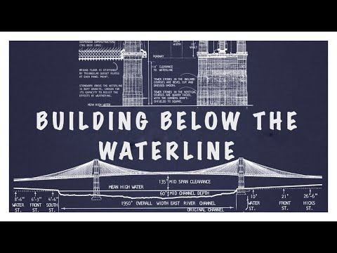 Building Below The Waterline - Week 9