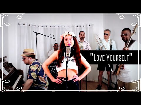 """Love Yourself"" (Reggae Justin Bieber Cover) by Robyn Adele Anderson"