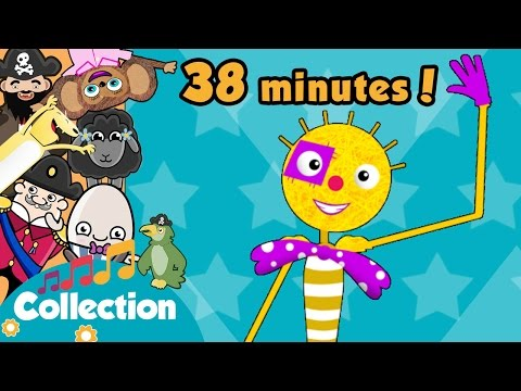 Dingle Dangle Scarecrow Collection | Toddler Songs