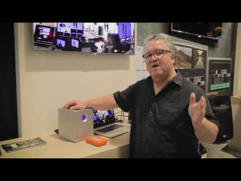 NAB  2016   with Brooks Moore