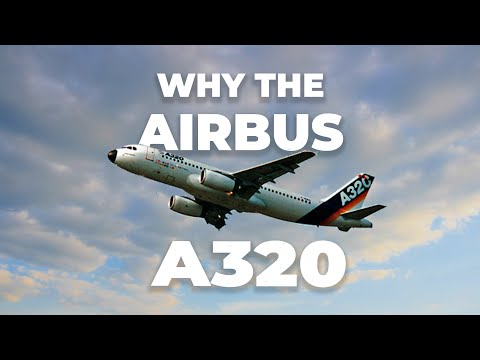 Why Did Airbus Build The A320 Family?