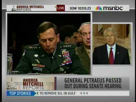 Senator Roger Wicker Discusses War in Afghanistan with MSNBC