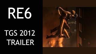 Resident Evil 6 - TGS 2012 Trailer
