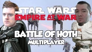 STAR WARS EMPIRE AT WAR - Battle of Hoth! May The WIN Be With You!