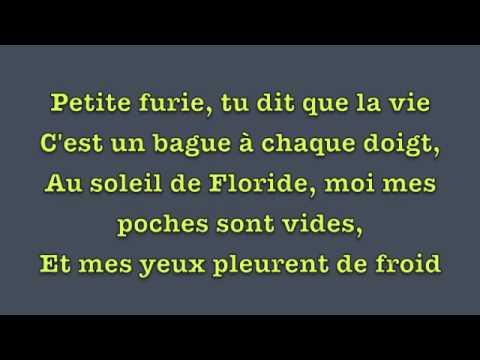 Francis Cabrel - Petite Marie (Lyrics)