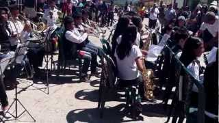SIBUNDOY BANDA FILARMONICA INFANTIL  (PUTUMAYO)