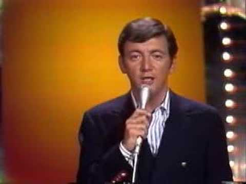 "Bobby Darin sings ""Beyond the Sea"""
