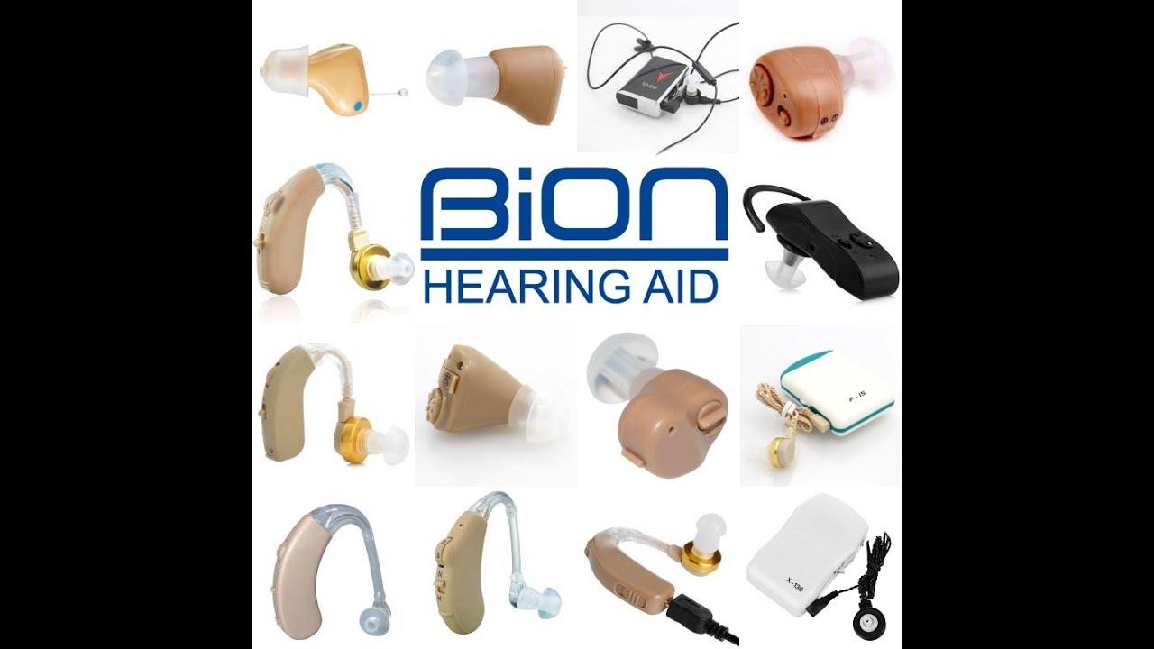 Bion Hearing Aid Alat Bantu Dengar Abd Youtube