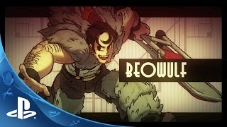 Skullgirls Encore - Beowulf Character Trailer   PS3