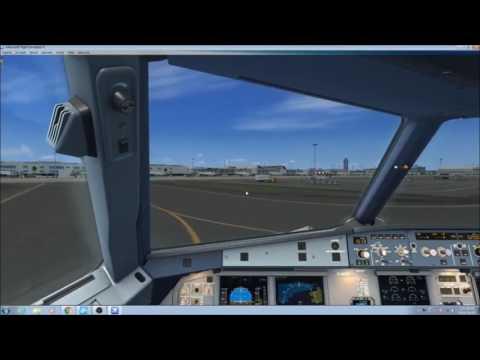 Landing in Taipei (RCTP) Runway 05R