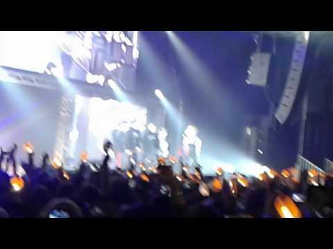 Block B Amsterdam Concert