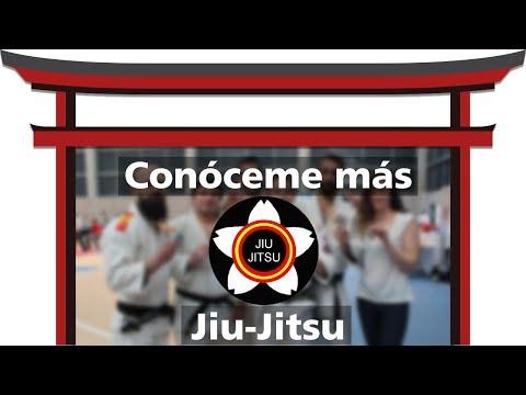 Conóceme más: Jiu-Jitsu