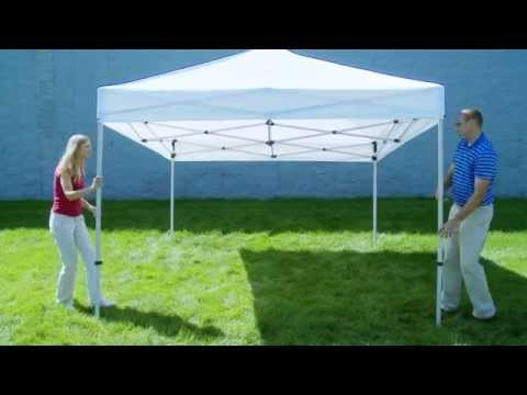 ShowStopper Deluxe Tent with Vented Canopy