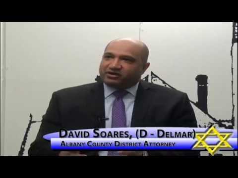 The Jewish View-Albany County DA David Soares (D – Delmar)