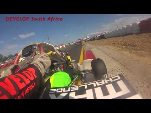 Rotax Max Karting South African National Championship Cape Town(Round 2)