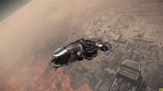 Star Citizen 3.3.6 Mining Game Play Test