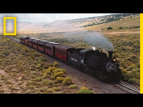 Lessons Learned From Working on a Historic American West Railroad | Short Film Showcase