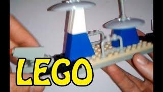 Видео: Как сделать из ЛЕГО - ВОЕННЫЙ КОРАБЛЬ. How to make LEGO WAR SHIP?