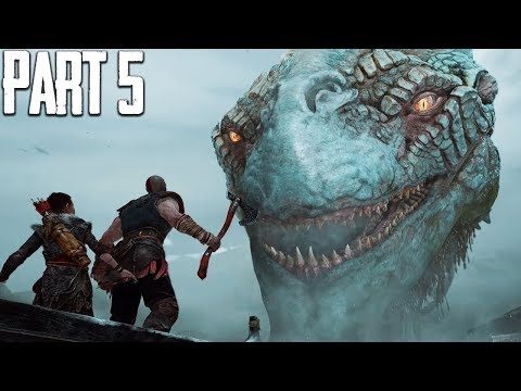 THE COOLEST PART! - God of War Walkthrough Gameplay Part 5