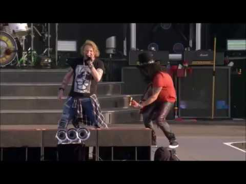 Guns N Roses - Welcome To The Jungle - Download Festival 2018