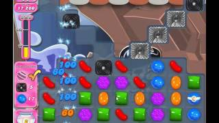 Candy Crush Saga - Level 1471 (3 star, No boosters)