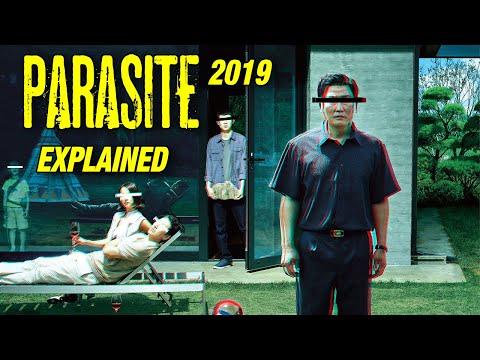 Parasite 2019 Movie Explained In Hindi | Parasite Movie Ending Explain हिंदी मे