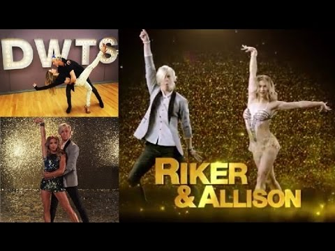 Riker's Journey on Dancing with the Stars