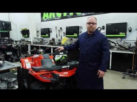 Arctic Cat ATV Tire Chains