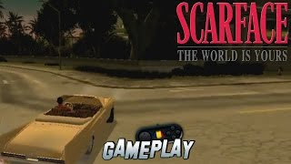 Scarface: The World Is Yours PC Gameplay