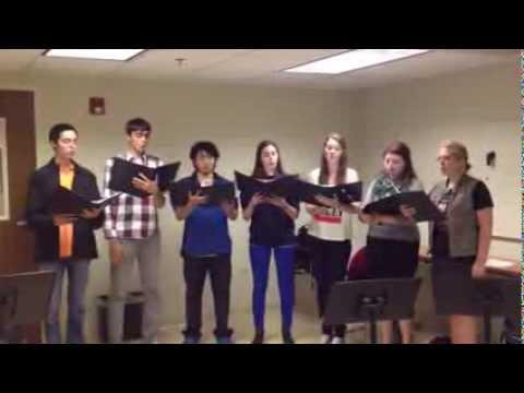 High School Interns - Fall 2013