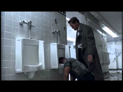 Arnold Flushes Down Terrorists