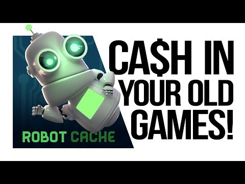 Do your old digital games now have a value?