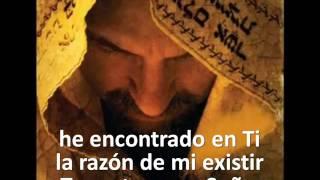 Te pertenezco Señor con letra - Abel Zavala