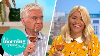 Phillip & Holly Taste Test The Drink Of The Summer | This Morning