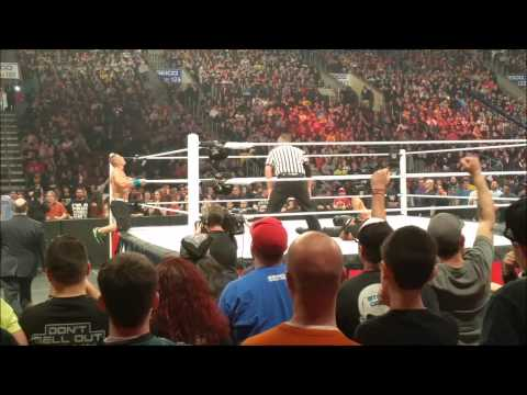 A Day in the Wrestling Life - Episode 1: WWE Royal Rumble 2015
