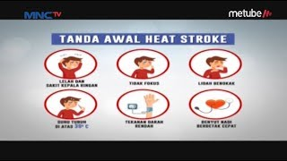 Heat stroke versus heat exhaustion: What's the difference? Here, MGH emergency physician Brian Yun, .