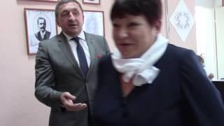 Торжественное открытие Районной библиотеки им. Поклевских-Козелл