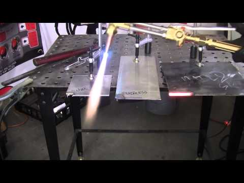 OXYACETYLENE CUTTING VS PLASMA CUTTING
