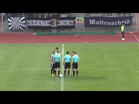 SG Wattenscheid 09 - RWE (Regionalliga West 2016/2017: 32. Spieltag)