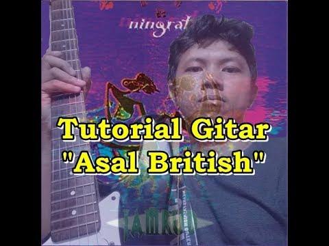 Guitar Tutorial Asal British Jamrud By Annes