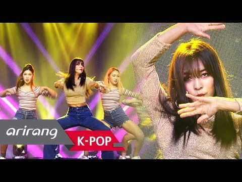 [Simply K-Pop] LUNA(루나) _ Free Somebody _ Ep.313 _ 052518