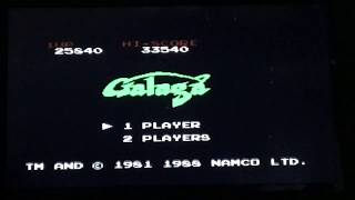 Galaga-raging And Funny Moments