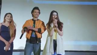 Loveyatri - Kolkata Promotions | Aayush Sharma | Warina Hussain | Abhiraj Minawala | 5th October'18