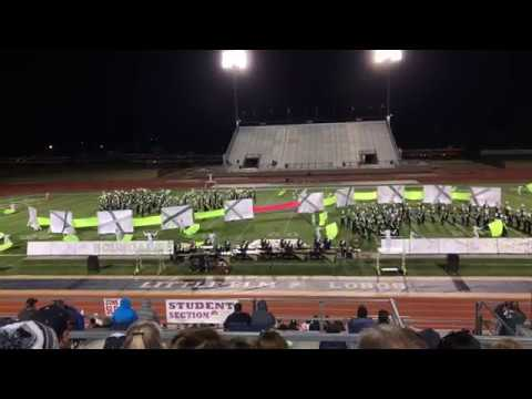 Lone Star High School Band - Area Finals 2017 - (2/3) Ballad 4K 60FPS