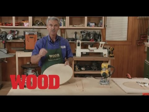 How To Cut Perfect Circles - WOOD magazine